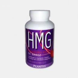 HMG- Levedura de Arroz Vermelho c/ Q10 120 Capsulas