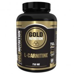 L-Carnitine 750mg 60 cápsulas