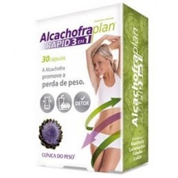 Alcachofra Plan Rapid 3 em 1