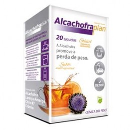 Alcachofra Plan saquetas