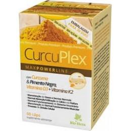 Curcuplex 60 capsulas Bio Hera