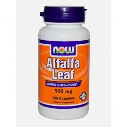 Alfalfa Leaf 500mg 100 cápsulas