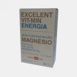 Excelent Vit Min Enrgia 30 capsulas