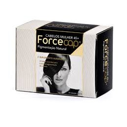 Forcecap Cabelos Mulher 45+