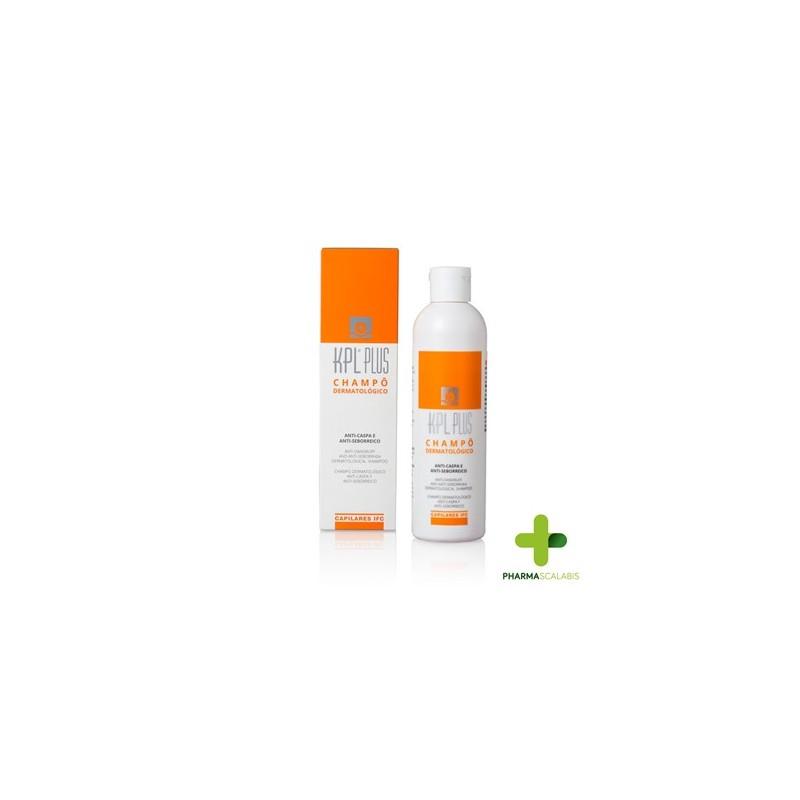 KPL Dermatológico Shampoo Anti-Caspa e Anti-Seborreico 200ml
