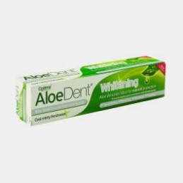 Pasta De Dentes De Aloe Vera Branqueadora 100ml