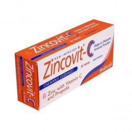 Zincovit C 60 comprimidos