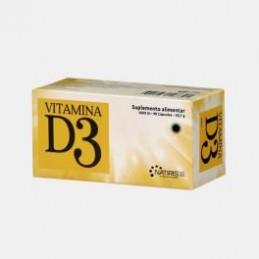 Vitamina D3 5000IU 90 capsulas