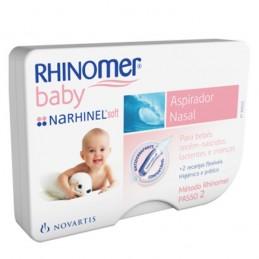 Narhinel Bebé Soft Aspirador Nasal