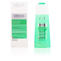 Vichy Shampoo Dercos Tratamento anti caspa sensitive 200ml