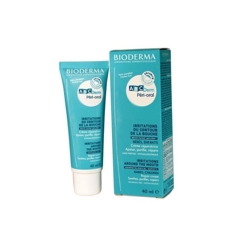 Creme Bioderma ABCDerm Péri-Oral 40ml
