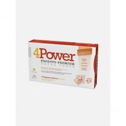4 Power Extra Forte 20 ampolas de 10ml