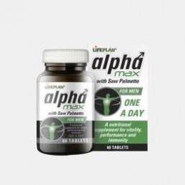 Alpha Max c/ Saw Palmeto 60 comprimidos