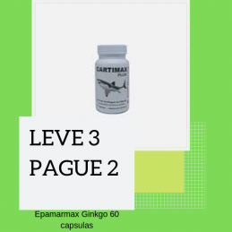 Cartimax Plus 30 Capsulas leve 3 pague 2