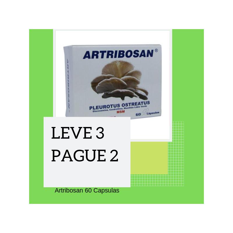 Artribosan 60 Capsulas Leve3 Pague 2