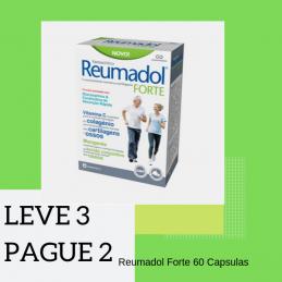 Reumadol Forte 60 capsulas Leve 3 Pague 2