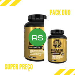 Creatine 1000mg 60 cápsulas Pack Duo