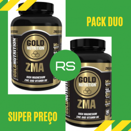 ZMA 90 cápsulas Pack Duo