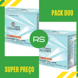 Ultramax Collagen Pó 30 Saquetas Pack Duo