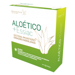 Bioceutica Aloético + Essiac - Fusionpack 20 Ampolas + 20 cápsulas