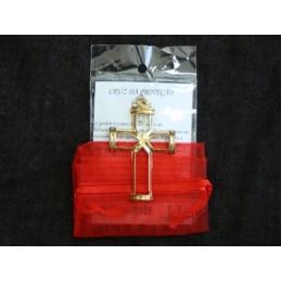 Amuleto Cruz da Proteção