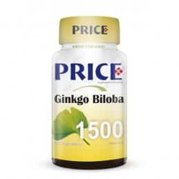 Price Ginkgo Biloba 1500mg 90 comprimidos