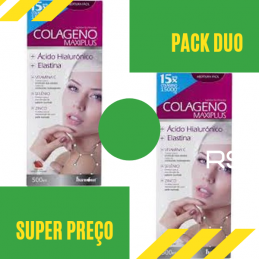 Colageno Maxiplus 500ml Pack Duo