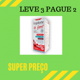 Ergoforte 300ml Leve 3 Pague 2