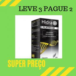 Hidra + Platinium 30 Capsulas Leve 3 Pague 2