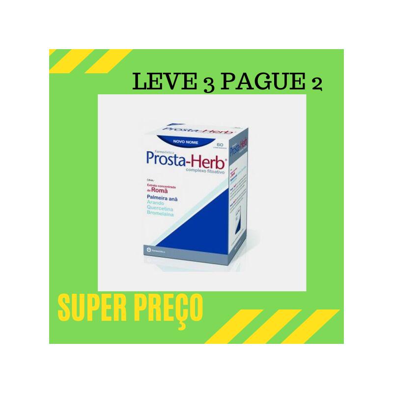 Prosta-Herb 60 comprimidos Leve 3 Pague 2