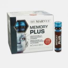 Memory Plus 20 ampolas