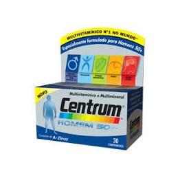 Centrum Homem 50+30 Comprimidos