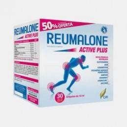 Reumalone Active Plus 20 + 10 Ampolas