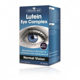 Lutein eye complex 30 comprimidos