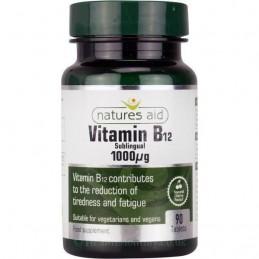 Vitamin B12 1000 MCG 90 Comprimidos