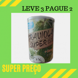 Graviola Super 1500 Leve 3 Pague 2