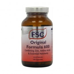 Formula 600 Plus for Men 120 cápsulas FSC