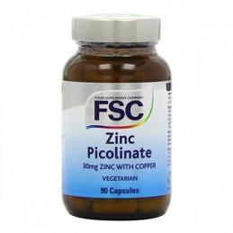 Zinc Picolinate 30 cápsulas FSC