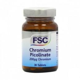 Chromium Polynicotinate 30 cápsulas FSC