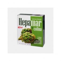 Hepamar + Colina 100 Comprimidos