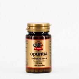 Obire Opuntia 500 mg 60 Cápsulas