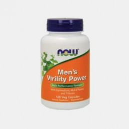 Mens Virility Power 120 caps