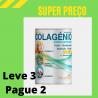 Colagénio Marinho Hidrolisado 300g Leve 3 Pague 2