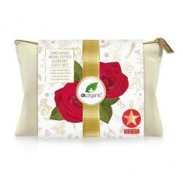 kit Rosa Bio Bolsa + 4 Produtos Rosto